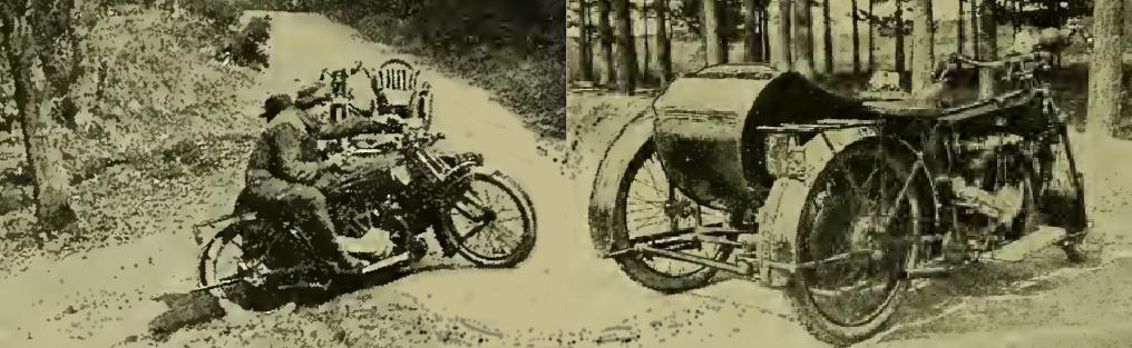 1919 BLACKBURNE 8HP 3
