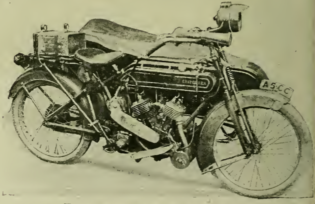 1919 CHATER-LEA SPRINGER