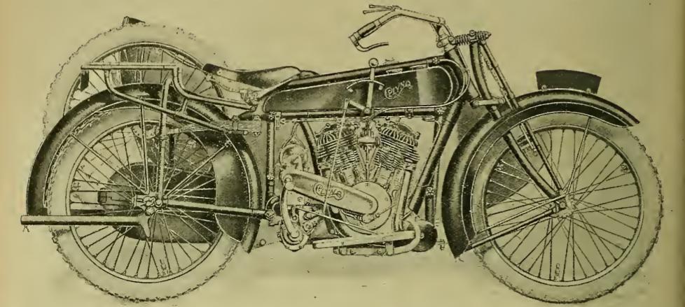 1919 CLYNO PEACE