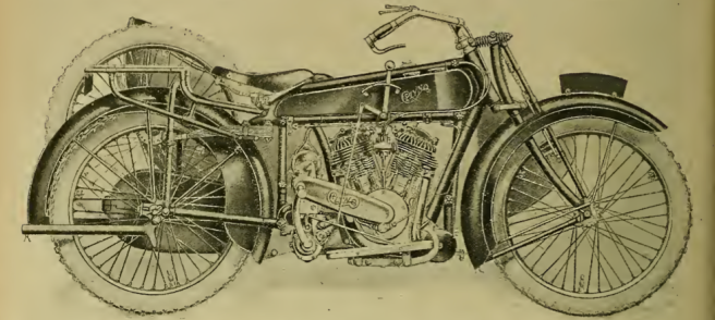 1919 CLYNO PEACE