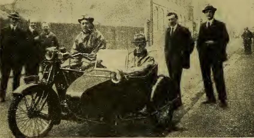 1919 CLYNO TEST