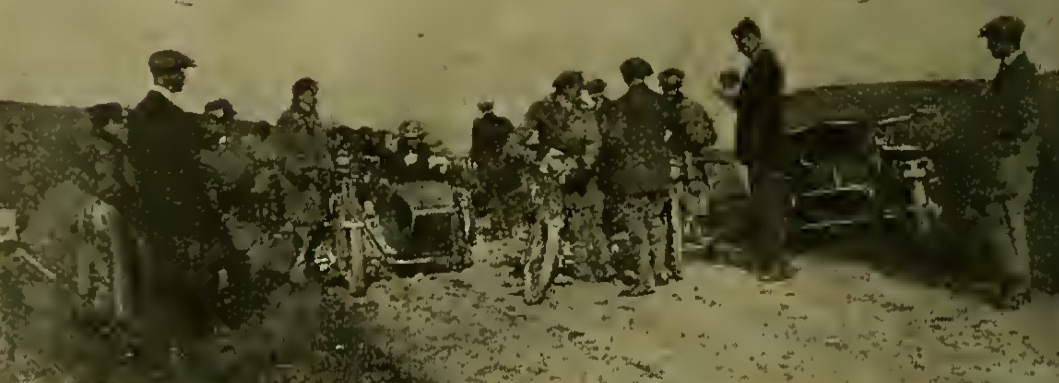 1919 EDINBURGH OPEN TRIAL