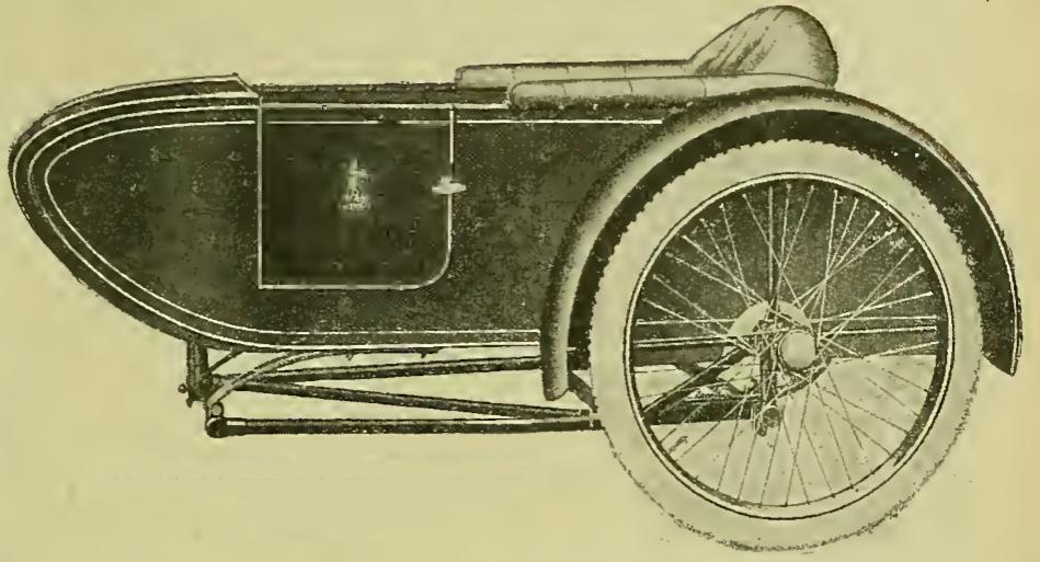 1919 EMPIRE SIDECAR