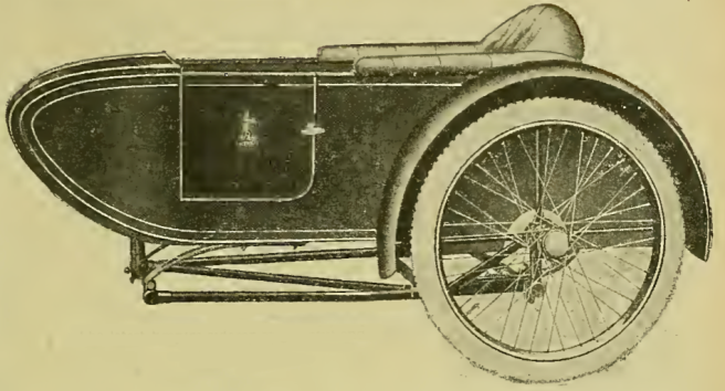 1919 EMPIRE SIDECAR