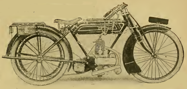 1919 EXCELSIOR LIGHT