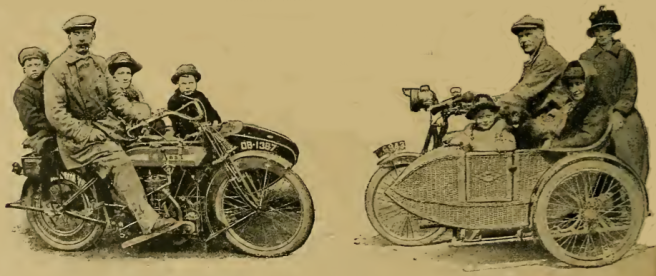 1919 FAMILY SIDECARS