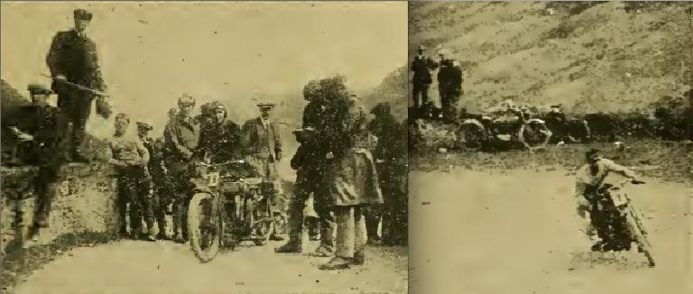 1919 GLASGOW TRIAL