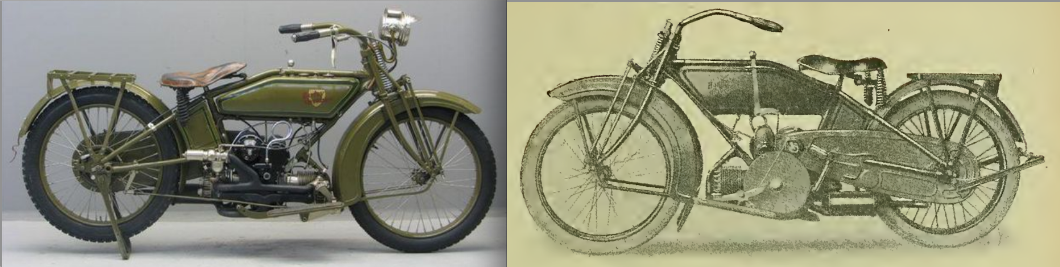 1919 HARLEY FLAT SPORTS