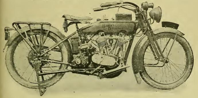 1919 HARLEY