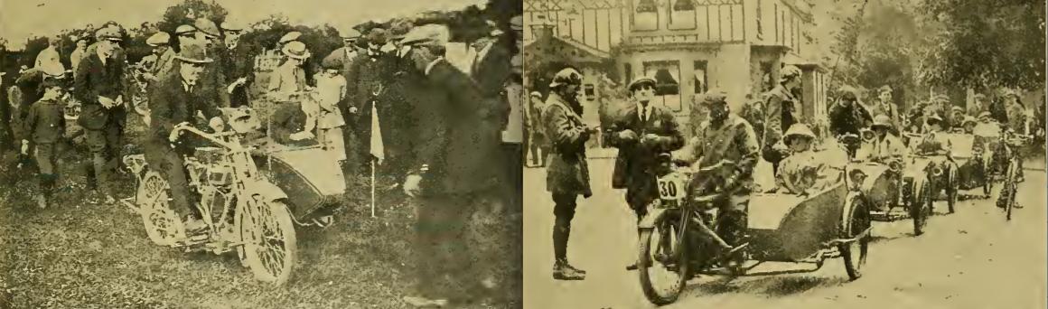 1919 HULL MANC TRIALS