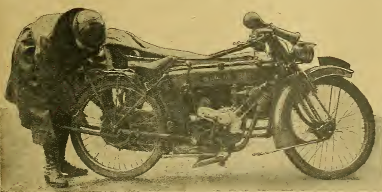 1919 LOCK P&M
