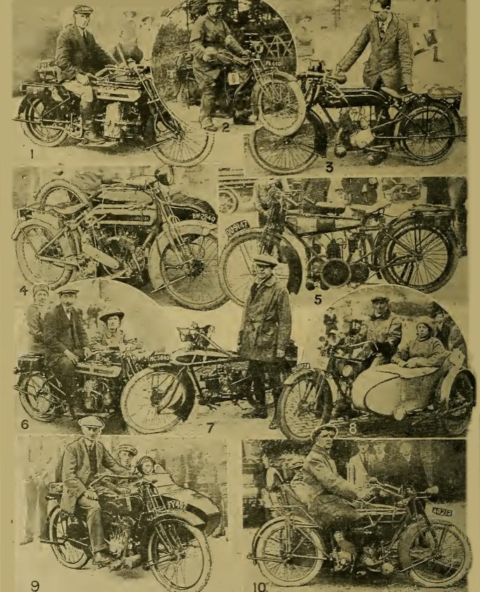 1919 LONED BIKES ALT