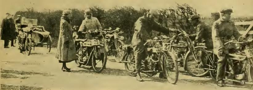 1919 MANCHESTER SPEED
