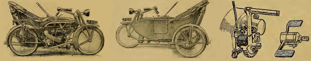 1919 MATCHLESS COMBO