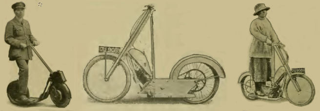 1919 NORLOW SMITH SCOOTS