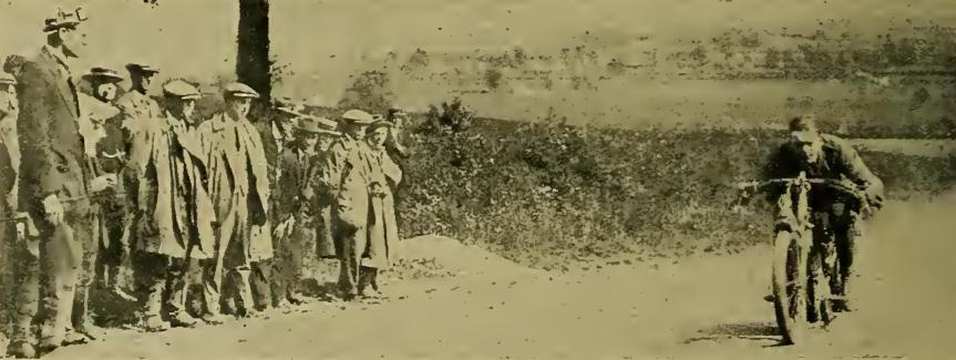 1919 NORTHANTS TRIAL