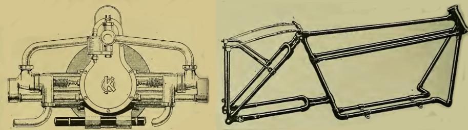 1919 OK ENGINEFRAME