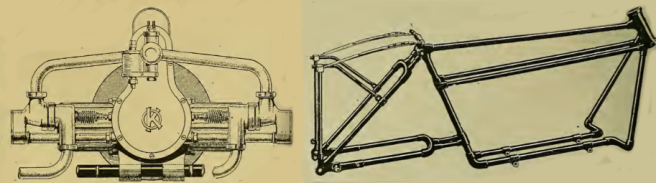 1919 OK ENGINEFRAME
