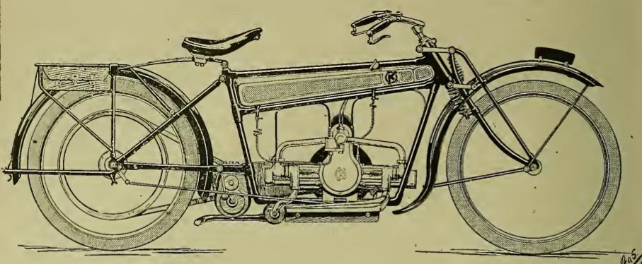 1919 OK FLATWIN