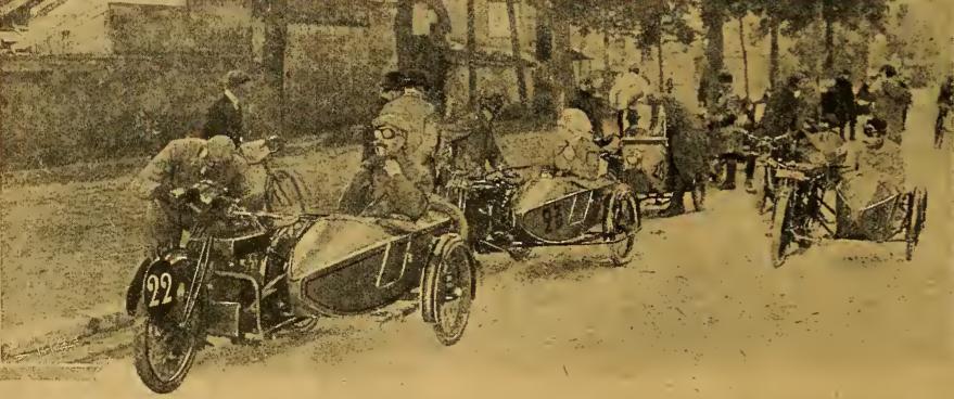 1919 PARIS TRIAL