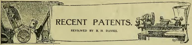 1919 PATENT AW
