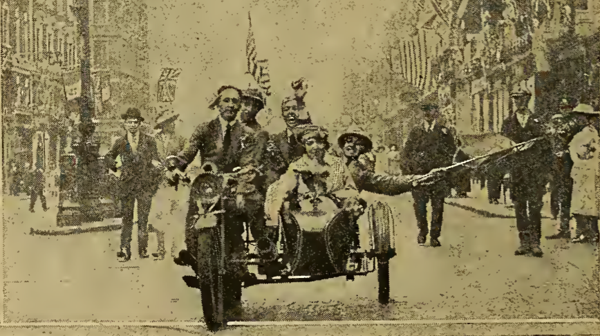 1919 PEACE DAY