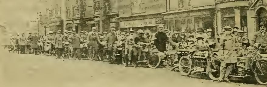 1919 POMPEY NMCFU RUN
