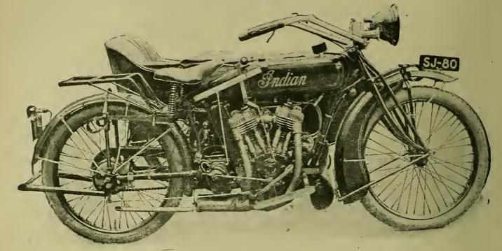 1919 POWERLUS INDIAN