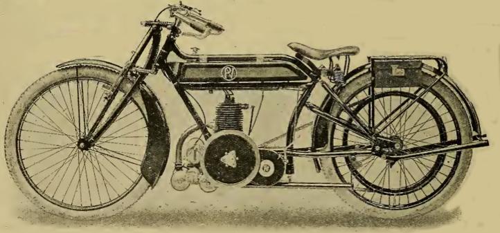 1919 PV SPRINGER