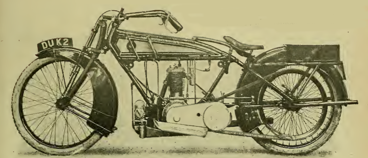 1919 REX BIG SINGLE