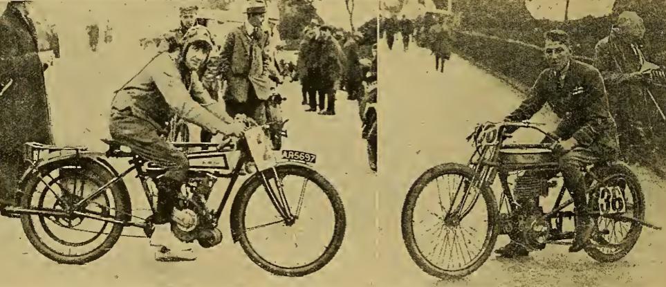 1919 SOUTHEND SPRINT LE VACK