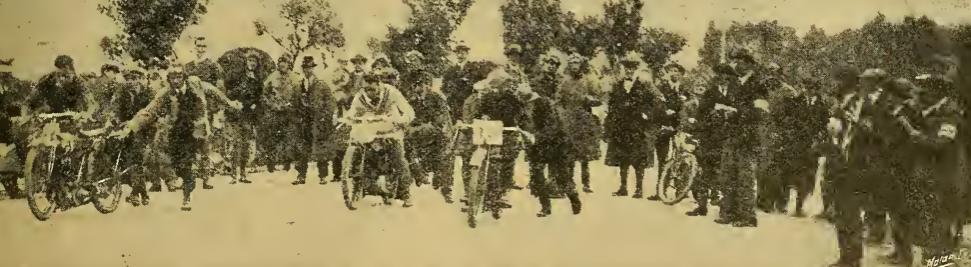 1919 SOUTHEND SPRINT MILNER