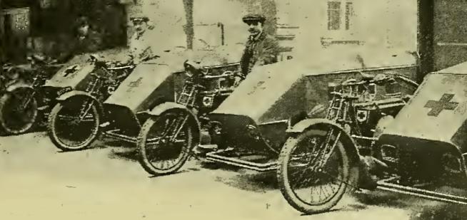 1919 SUNBEAM AMBOS