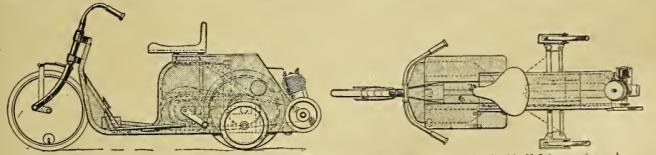 1919 TANKETTE