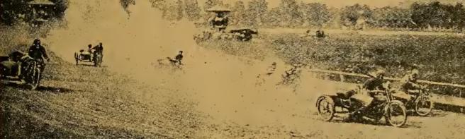 1919 US TRACK RACE