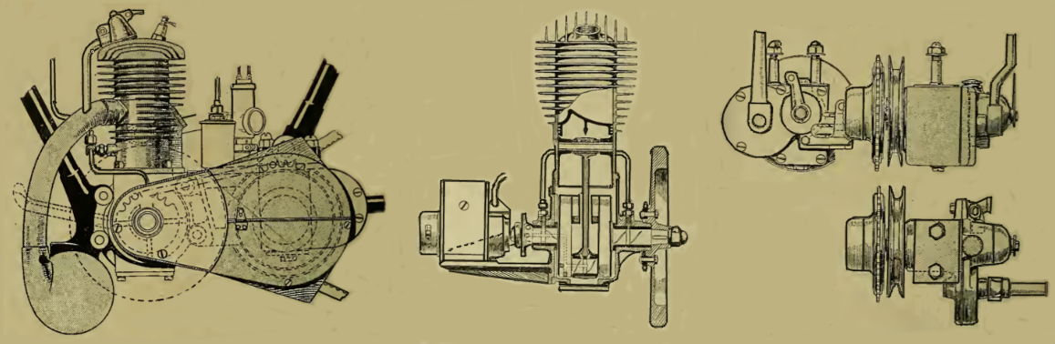 1919 WHALEY ENGINE