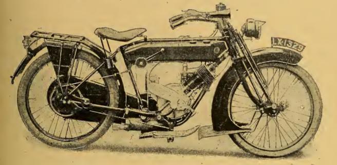 1919 1920 P&M1
