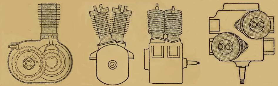 1919 ANZANI ENGINE