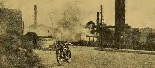 1919 BENZOLE PLANT