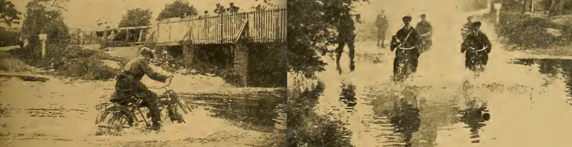 1919 BSA WATERSPLASH