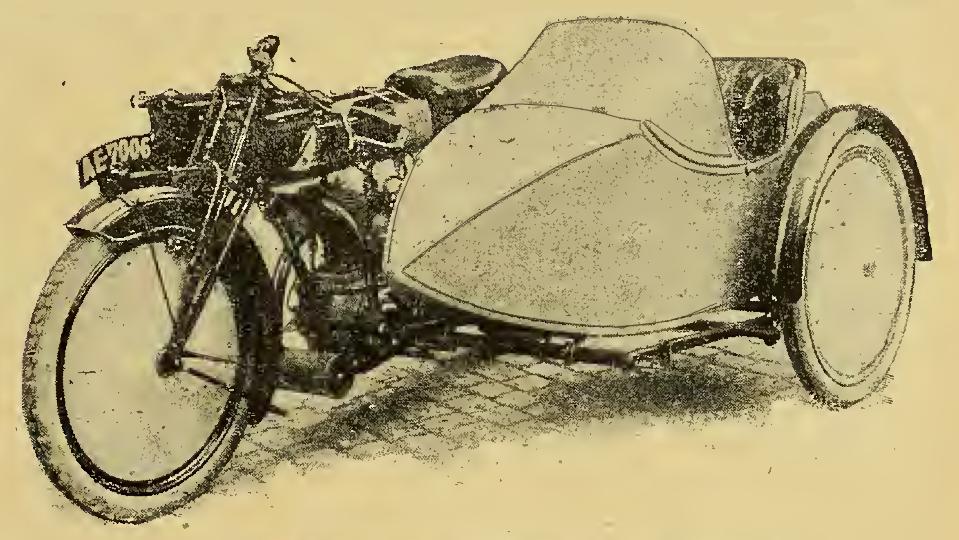 1919 DINKY SCAR