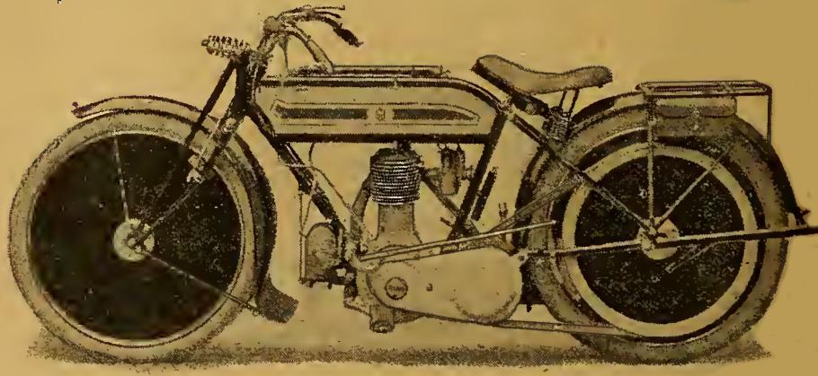 1919 DISC WHEELS