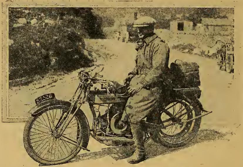 1919 DOUGLAS SPRINGER