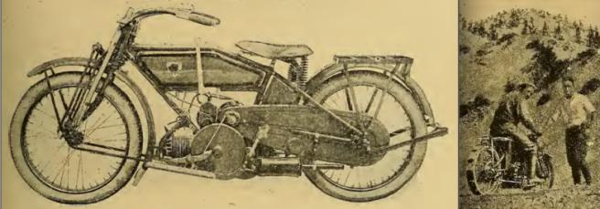 1919 HARLEY SPORT MODEL