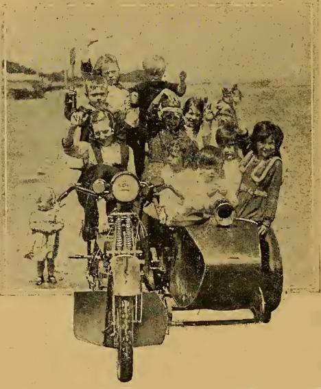 1919 SEA BABIES