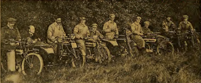 1919 TEAMTRIAL COVENTRY