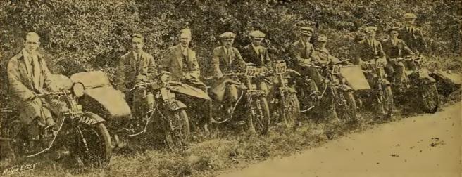 1919 TEAMTRIAL ILKLEY