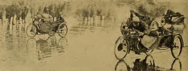 1919 WESTON SCARS