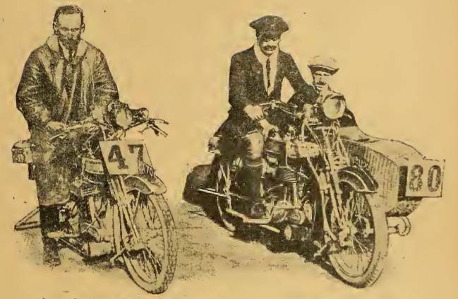 1919 6DT 2 NORTONS