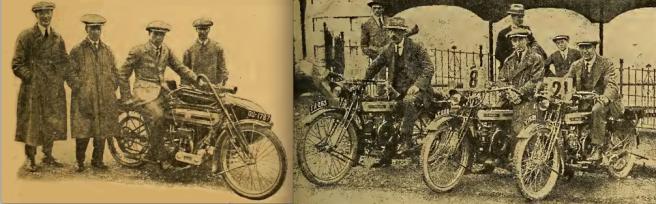 1919 6DT TRIUMPH DOUGLAS